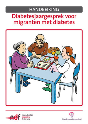handreiking diabetesjaargesprek migranten